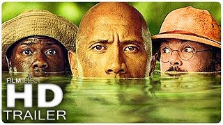 Video JUMANJI 2: 5 Minute Extended Trailer (2017) MP3, 3GP, MP4, WEBM, AVI, FLV Mei 2018