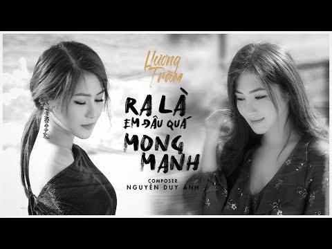Hương Tràm - Ra Là Em Đâu Quá Mong Manh (Official MV 4K) - Thời lượng: 4:29.
