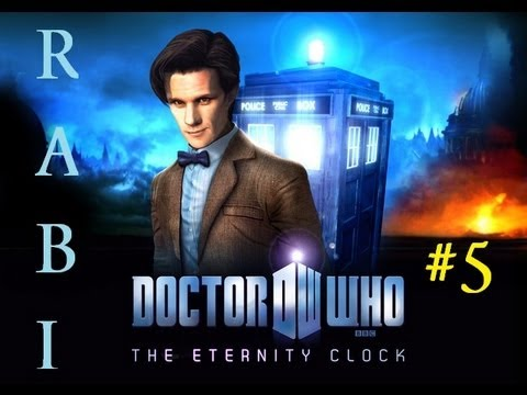 Let's Play FR - Doctor Who The Eternity Clock - Episode 5