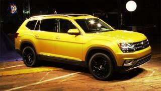 Stay in the loop and find out when the Volkswagen Atlas becomes available: http://vwmodels.ca/atlas/ Volkswagen and Thomas Tetzlaff went to the base of Rout...