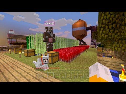 Minecraft Xbox - Stampy's Space Program [83]
