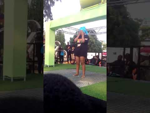 Yemi alade gets slimed at nickfest Nigeria