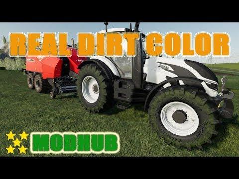 Real Dirt Color v1.0.0.5