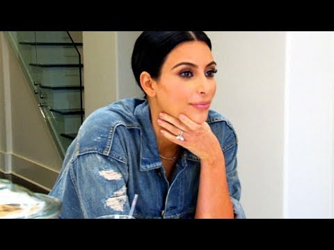 Kim Kardashian Mocks Scott Disick for Taking Bella Thorne to Cannes on 'KUWTK' -- Watch!