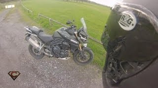 2. Review of the Triumph Tiger Explorer 1200