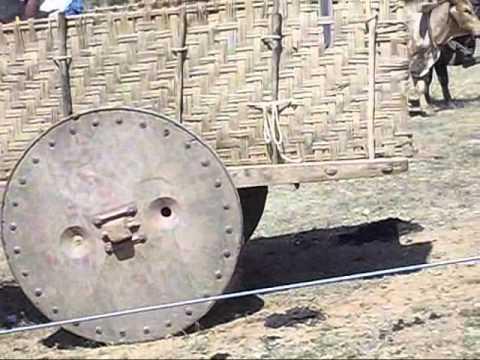 1º Encontro De Carreiros De fortaleza de minas parte 1