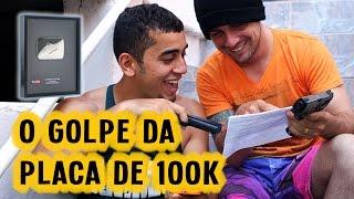 """O sonho de todo canal no youtube é chegar aos 100 mil inscritos para ganhar a famosa placa de 100k. Para o Alta Voltagem esse dia seria inesquecível, será???INSCREVA-SE EM NOSSO CANAL:http://tinyurl.com/mchjssaBAIXE O NOSSO APLICATIVO PARA ANDROID:http://tinyurl.com/m3ttgjzGostou do vídeo? Da um joinha para nos ajudar!Elenco:- Ator1: Max Ribeiro- Ator2: Magno Enix- Ator3: Dito Ribeiro- Ator4: Thiago GouveiaCréditos:- Roteiro: Dito Ribeiro- Vídeo e Edição: Dito Ribeiro- Voz no final: Éditon Silva- Direção geral: Dito RibeiroFique por dentro de tudo que acontece no Alta Voltagem, nos seguindo nas redes sociais abaixo:FACEBOOK: https://www.facebook.com/canalaltavoltagemINSTAGRAM: http://instagram.com/canalaltavoltagemTWITTER: http://www.twitter.com/canaltavoltagemSITE: http://www.canalaltavoltagem.com.br-------------------------------------------------------------------------------------Funk Game Loop e Protofunk (Kevin Mac Leod - incompetech.com)Álbum: Royalty Free""""Musics Licensed under Creative Commons """"Attribution 3.0""""http://creativecommons.org/licenses/by/3.0/Download at: http://incompetech.com/music/royalty-free/The license terms can be found here: http://incompetech.com/music/royalty-free/licenses/"""