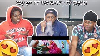 Doja Cat - Tia Tamera (Official Video) ft. Rico Nasty - REACTION