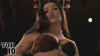 Top 10 Hottest Female Movie Villains