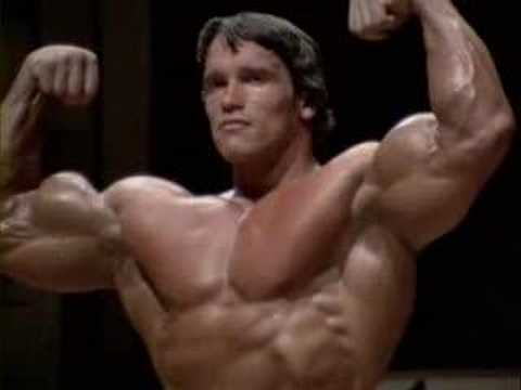 Arnold Schwarzenegger Mr. Olympia 1975