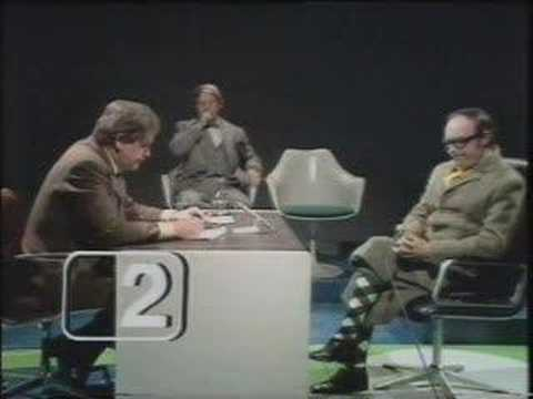 Morecambe And Wise: Mastermind sketch