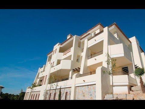 Рекомендуем! Квартиры и пентхаусы в лучшем элитном комплексе в Сьерра Кортина и Бенидорме