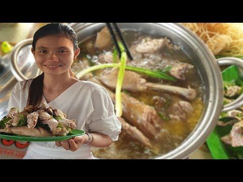 Quán miến gà Campuchia ngon nhất vùng biên - Thời lượng: 13 phút.