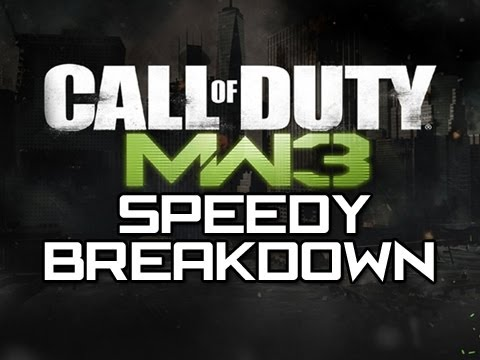 MW3 - The Speedy Breakdown! - Episode 5 by NobodyEpic