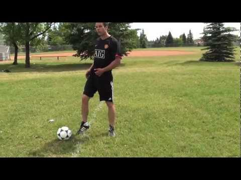 Dribbling Soccer Ball While Running How to Dribble a Soccer Ball