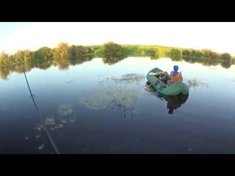 рыбалка на троллинг на севере