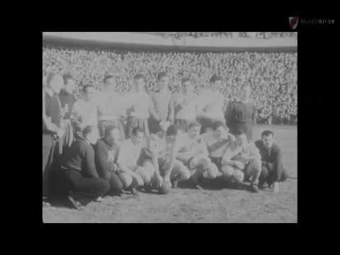 Boca vs. River Plate (1948). Primer victoria en La Bombonera.