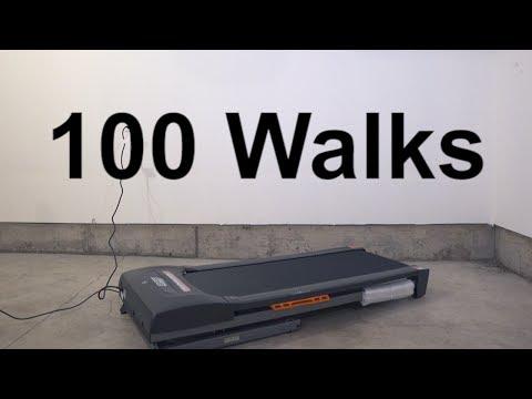 100 formas diferentes de caminhar
