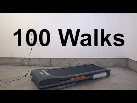 100 Different Types of Walks