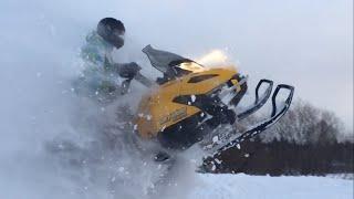 9. За�неженный Диман, BRP Ski-Doo Tundra LT 550f