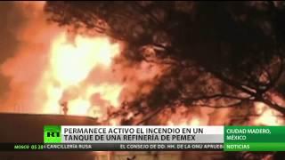 Ciudad Madero Mexico  city pictures gallery : México: Evacuan Ciudad Madero tras una explosión en la refinería