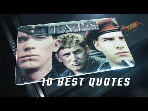 Taps 1981 - 10 Best Quotes
