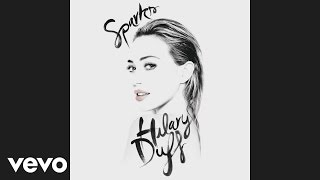 Thumbnail for Hilary Duff — Sparks