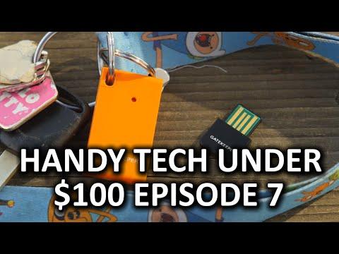 Handy Tech Under $100 Episode 7 - Organization is Sexy