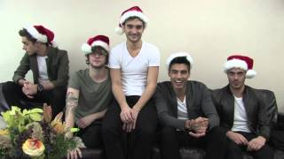 The Wanted - VEVO Advent Calendar