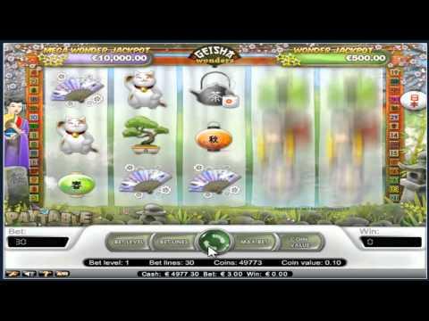 Игровой слот Geisha Wonders бесплатно на CasinoRussia.com