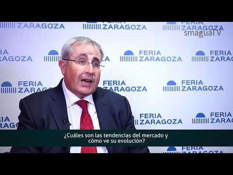 Interview during Smagua 2019 with Miguel Vazquez f