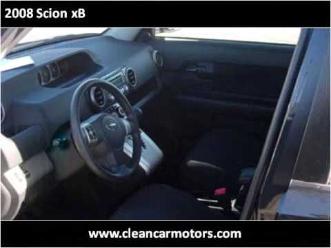 2008 Scion xB Used Cars Killeen TX