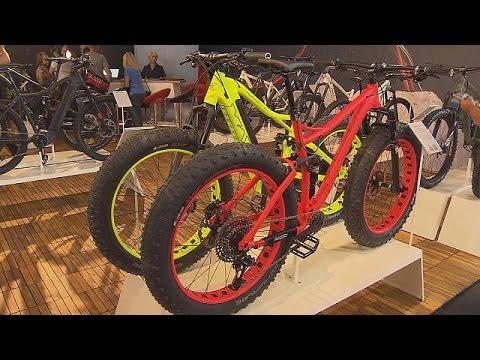 Eurobike: Η μεγάλη έκθεση ποδηλάτου στο Φρίντριχσαφεν