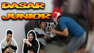 Video AJARIN JUNIOR PERSIAPAN NIKAH! MP3, 3GP, MP4, WEBM, AVI, FLV April 2019