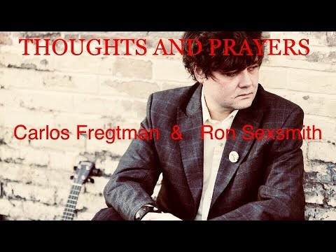 THOUGHTS AND PRAYERS - Carlos Fregtman & Ron Sexsmith (2008)