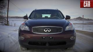 2012 Infiniti EX35 AWD Review And 0-60 MPH Drive