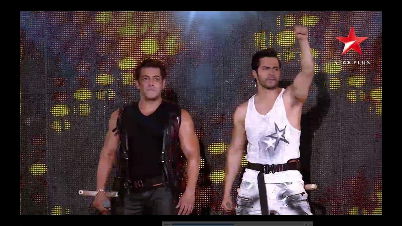 Star Screen Awards l Salman Khan & Varun Dhawan