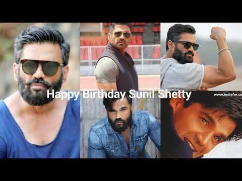 Sunil Shetty 59th Birthday tribute (Vinashak)