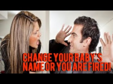 R/EntitledParents | Change your baby's name or I will fire you | Reddit Short Stories 3