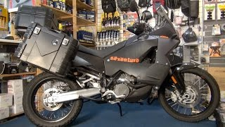 1. Used Bike Review (KTM 990 Adventure)