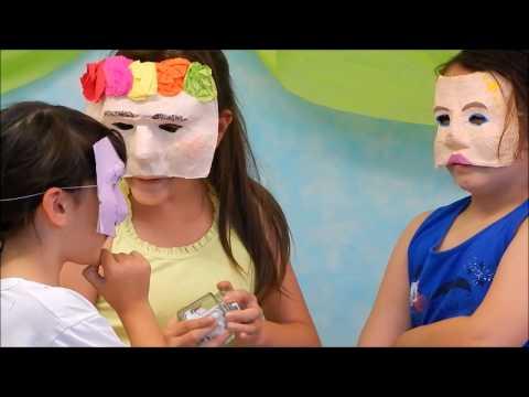 """Teatro. """"Improvisaciones enmascaradas"""". 3ro. A"""
