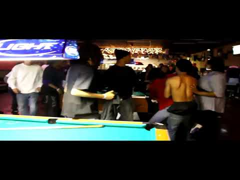 Two fights in HD at the club