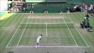 One of the greatest match ever in tennis history between Nadal and Federer. Took a lot of time for this video. Hope You Enjoy.