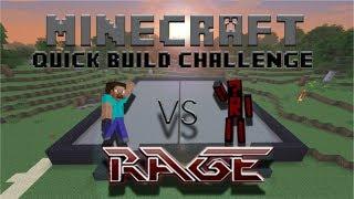 Minecraft Quick Build Challenge - Mage Tower!