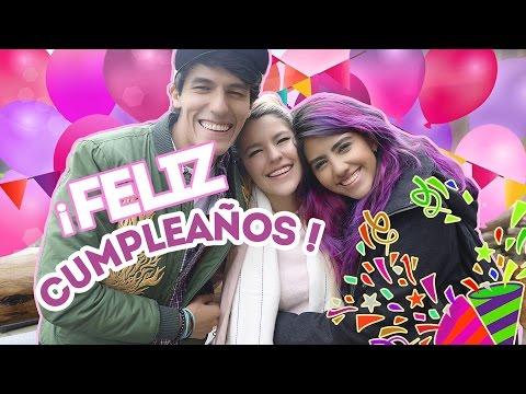 Cumpleaños feliz - MI FIESTA SORPRESA DE CUMPLEAÑOS  LOS POLINESIOS VLOGS