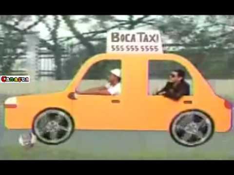 Boca De Piano Es Un Show: Boca Taxi 16/11/13