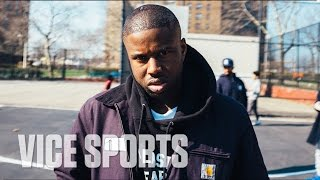 Pick Up Ball with A$AP Twelvyy at Castle Hill Projects by VICE Sports