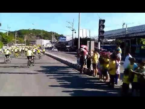 เก็บตกการแข่งขันจักรยาน International bangkok Bike 2015 In Hatyai