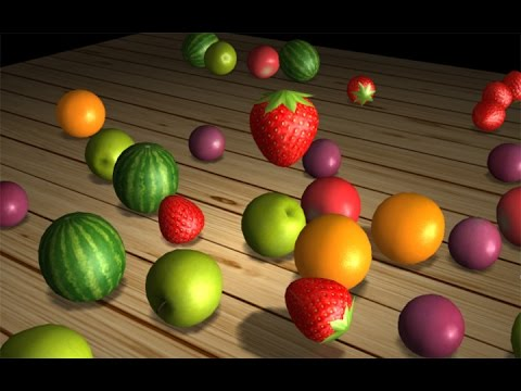 Video of Fruits Array