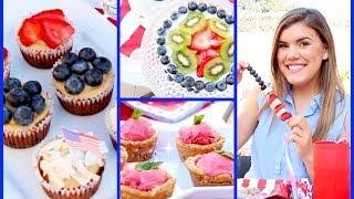 Healthy&Yummy Treat Ideas!
